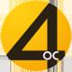 4oc Logo