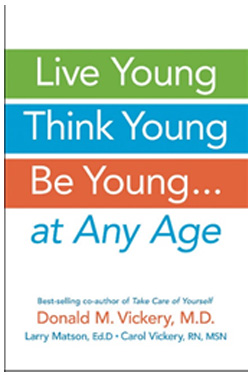 Live Young, Think Young, Be Young.... At Any Age (November 2012)