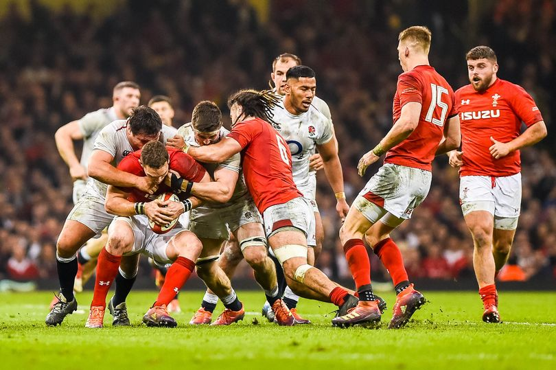 Image for the England V Wales Watch in the Clubhouse news article