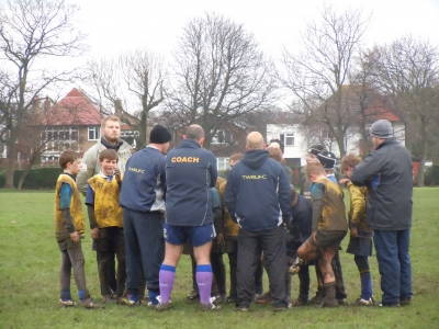 Image associated with Great training session bodes well for 2015 at Thanet Wanderers RUFC
