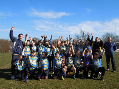 Image associated with Plate Winners at East Kent Festival at Thanet Wanderers RUFC