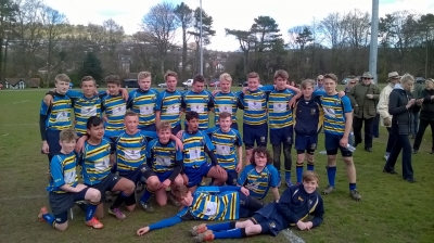 Image associated with U14s make it a double winning season at Thanet Wanderers RUFC