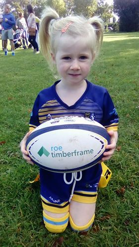 Image associated with ROE TIMBERFRAME BECOME ALL OF CLUB BALL SPONSORS at Thanet Wanderers RUFC