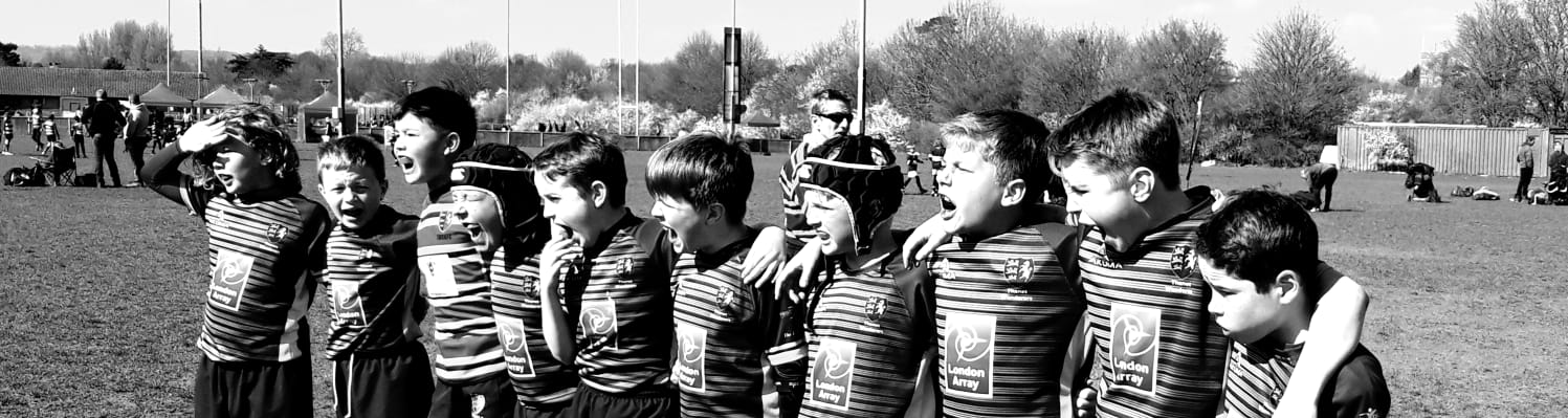 Image for the Wanderers U10s are unbeaten at the Kent Festival news article