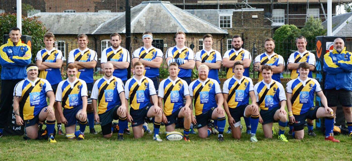Image of 2nd XV